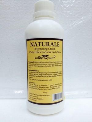 Naturale bleaching cream 500 ml