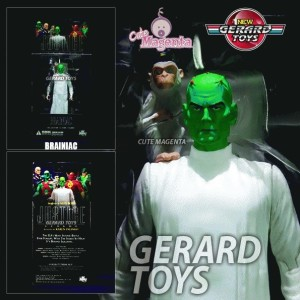 Braniac - Justice League Alex Ross - DC Direct - MIB
