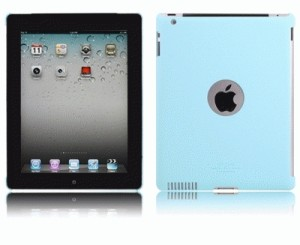 SGP Back Case Ipad 2 3 4 Blue