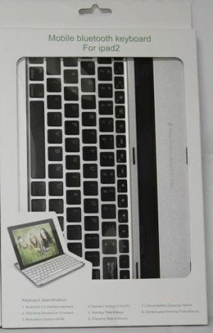 Mobile Keyboard Bluetooth Ipad 1/2/3/4