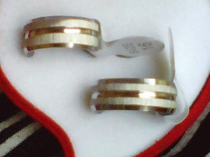 cincin titanium lux