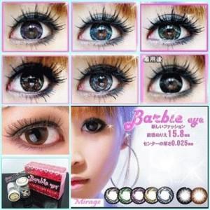 Softlens Barbie Eye Mirage Diameter 15,8mm