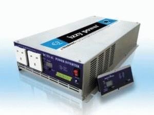 IZZY POWER DC to AC Car Inverter HT-P-2500-12 2500 Watt 12 Volts - Professional series