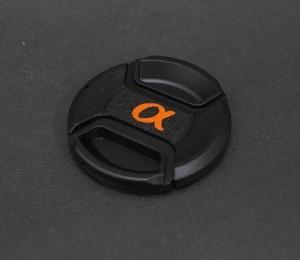 Lenscap Sony Alpha