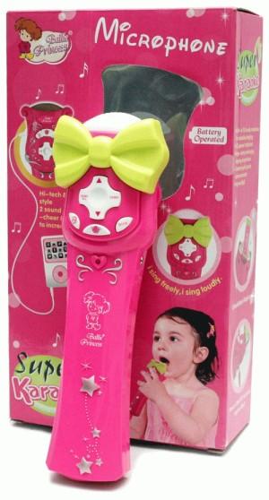 Super Karaoke Pink