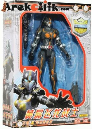 Action Figure Dragon Force Abu-Abu