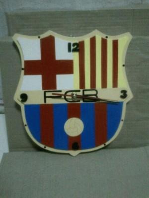 Jam Dinding Club Barcelona
