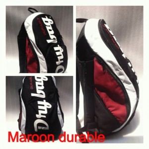 Drybag Durable Maroon