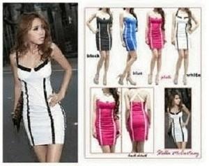 LP 166  Dress Stella Mc Cartney