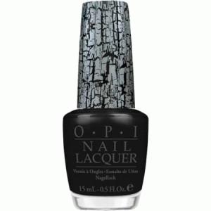 OPI - Black Shatter