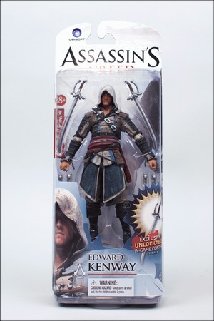 Jual Assassins Creed Iv Edward Kenway Jakarta Barat