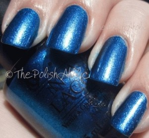 OPI - Swimsuit Nailed It!