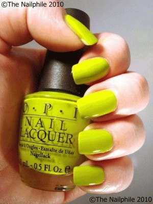 OPI - Who The Sherk Are You