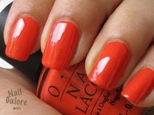 OPI - Atomic Orange