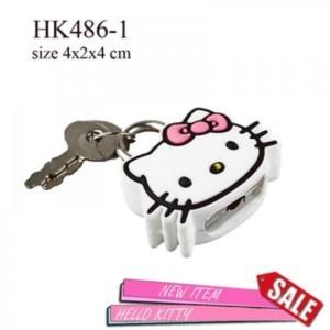 HK486-1Gembok hello kitty