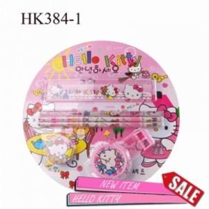 HK384-1Set pensil hello kitty