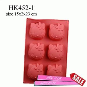 HK452-1Cetakan isi 6 Hello Kitty