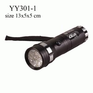 YY301-1Senter 14B hitam