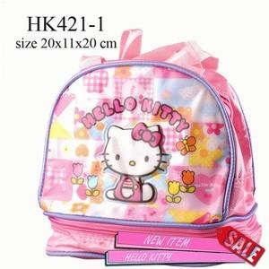 HK421-1Tas Tempat Bekal Hello Kitty