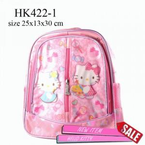 HK422-1Ransel hello kitty M