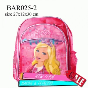 BAR025-2	Ransel M Barbie