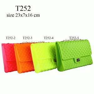 T252-1Clutch Candy Bag L