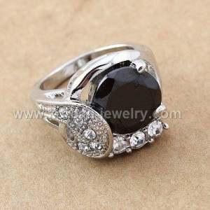 black germ ring