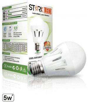 Lampu LED Hemat Energi Stark LED Cool Daylight 5 Watt