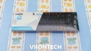 Rapoo E2700 Wireless Touch Keyboard