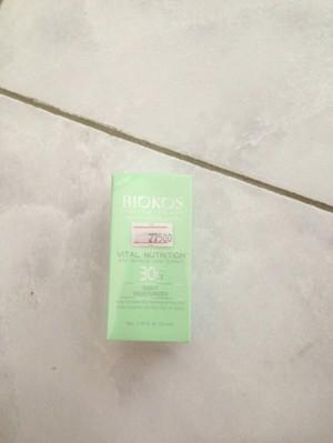 BIOKOS VITAL NUTRITION 30s daily moisturizer