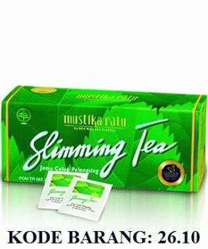 Slimming Tea Mustika Ratu - Kemasan: Doos 15 bags