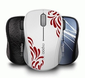 Rapoo Wireless 5G Optical Mouse 3100P