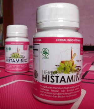HERBAL HISTAMINIC(HERBAL ALERGI)
