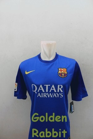 Jersey Grade Ori Barcelona Away GK (Player Issue)