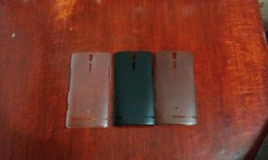 HardCase UltraThin Sony Xperia S - LT261