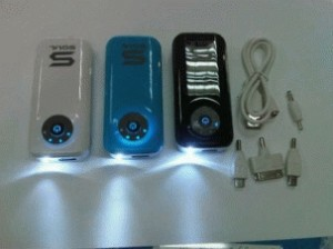 Powerbank Soul 5600mAH