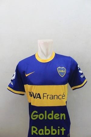 Jersey Grade Ori Boca Juniors Home (Player Issue)