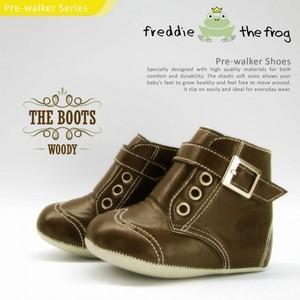SEPATU FREDDIE THE FROG - WOODY BOOTS
