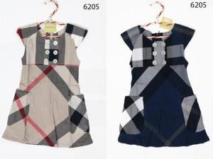 Dress Anak Burberry 6205