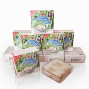 Sabun beras mutiara 3 in 1