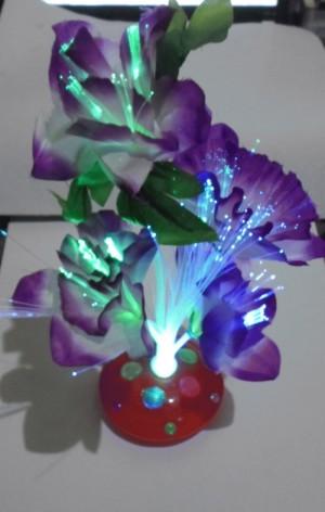 lampu bunga