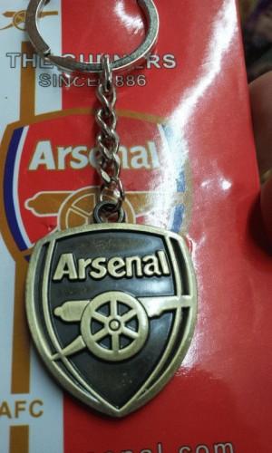 Arsenal Gantungan kunci Gold ( import )