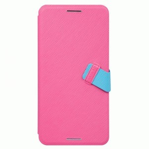 Baseus Faith Leather Case for HTC One Max Rose