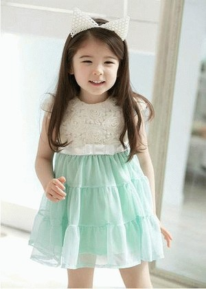 Tutu Flower Princess Dress TOSCA