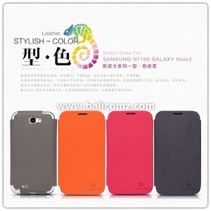 Nillkin Stylish Color Leather Case for Samsung Galaxy Note 2