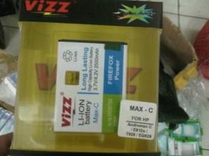 Vizz Baterai Smartfren AndroMax C 2500mah Double Power