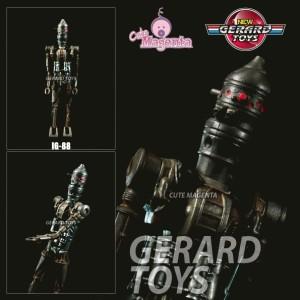 IG-88 Tipe 2 - Star Wars - Hasbro - Loose