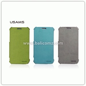 Usams Soft Sheep Series Folder Stand Case For Samsung Galaxy Note 2