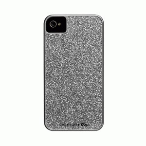 Case-Mate iPhone 4S Barely There Glam - Silver