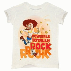 TEE ~ CowGirl Totally Rock